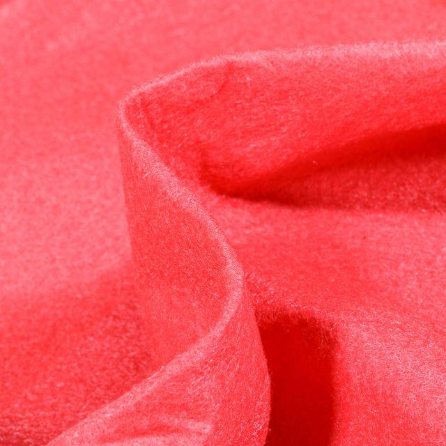 Tissu Feutrine 180 cm Corail