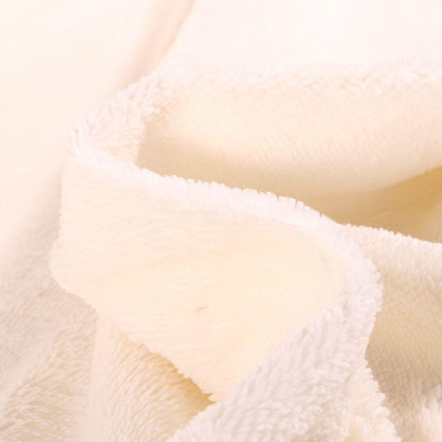 Tissu Micro Éponge Bambou Téa Ecru