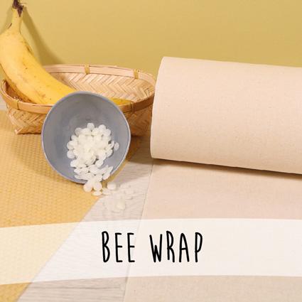 Nouveautés - Tissus Contact alimentaire & Bee wrap
