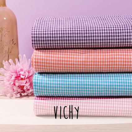 Tissus Vichy