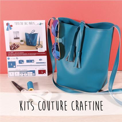 Nouveautés Kits de couture Craftine