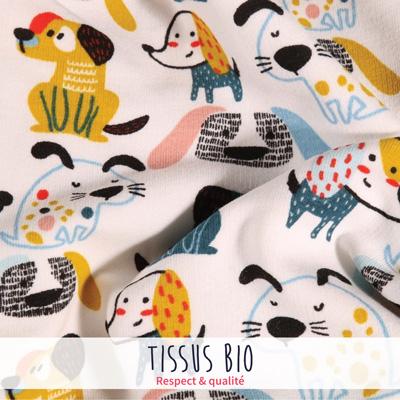 Tissus Bio - Certifié GOTS
