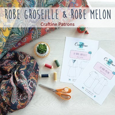 Patrons de couture Craftine