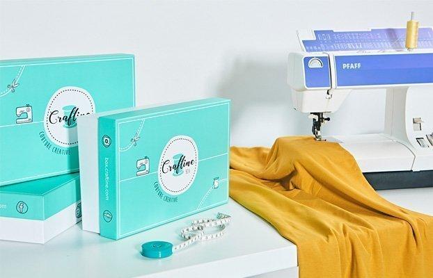 Visuel Craftine Box