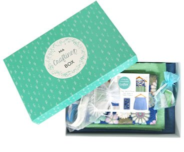 La Craftine Box - Box du mois d'Août