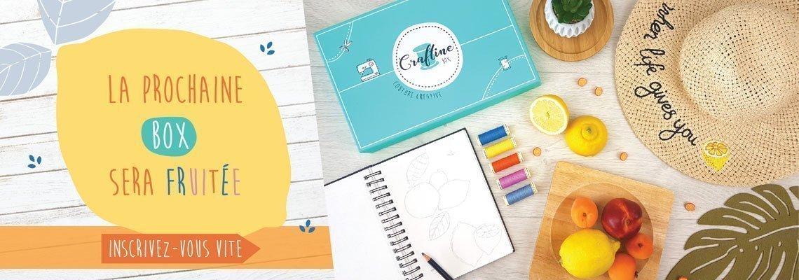 Craftine Box d'été : inscrivez-vous vite !