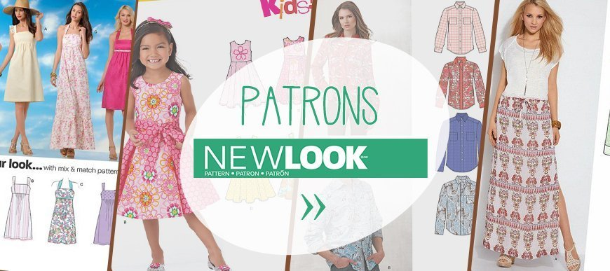 Patrons de couture New Look