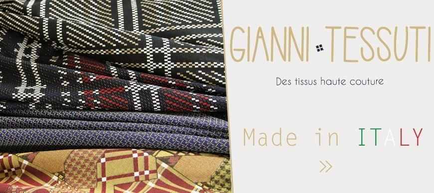 Tissus italiens Gianni