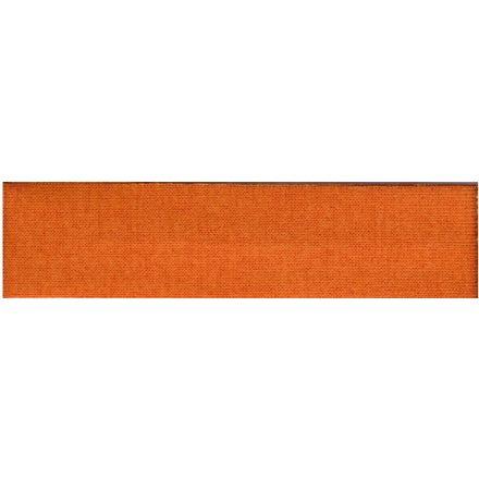Biais replié Jersey 20 mm Orange x1m