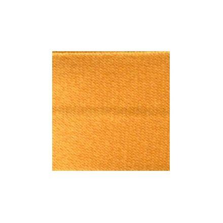 Biais replié Satin Orange x1m