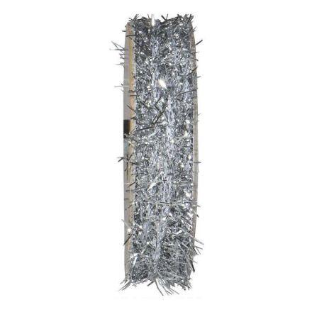Cordelette guirlande Argent - bobinette 2m