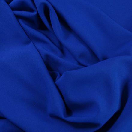 Tissu Crêpe Georgette Bleu nuit x10cm