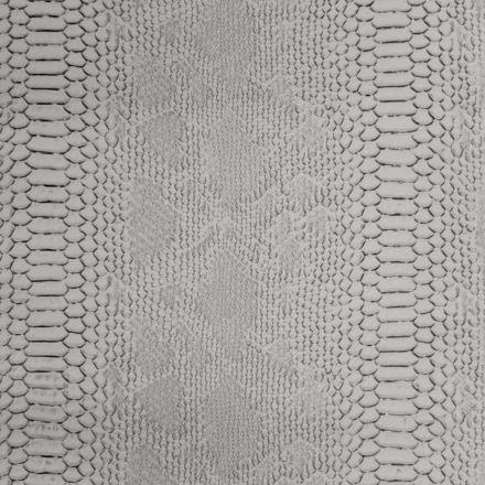 Simili cuir Comodo Blanc - Par 50 cm