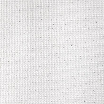 Simili cuir Cristal Blanc - Par 50 cm