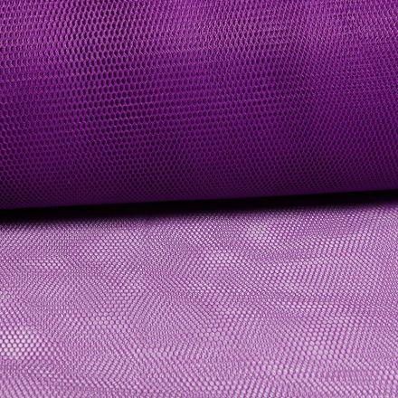 Tissu Tulle Rigide Violet - Au mètre
