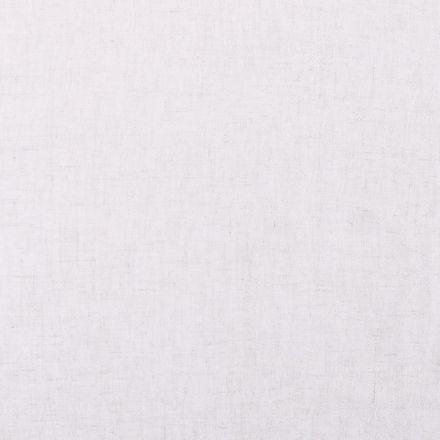 Tissu Lin Viscose léger uni Ecru - Par 10 cm