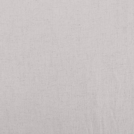 Tissu Lin Viscose léger uni Taupe - Par 10 cm