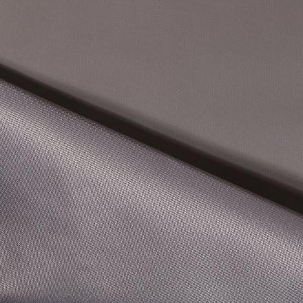 Tissu Toile à sac envers PVC déperlant ultra robuste Gris foncé - Par 10 cm
