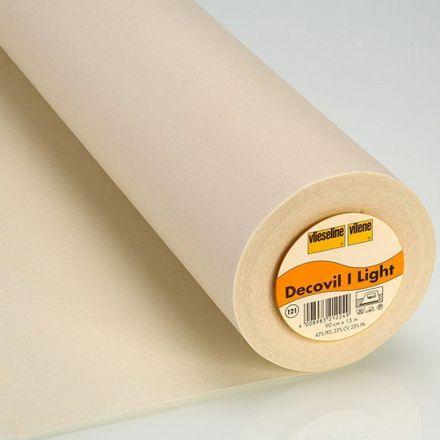 Entoilage Vlieseline thermocollant Décovil I Light - Par 10 cm
