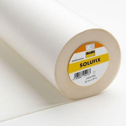 Entoilage autocollant Vlieseline Solufix - Par 10 cm