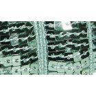 Galon Paillettes 22 mm Vert opaline Paillettes x1m