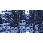 Galon Paillettes 22 mm Bleu nuit Paillettes x1m