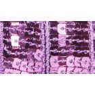 Galon Paillettes 22 mm Violet pastel Paillettes x1m