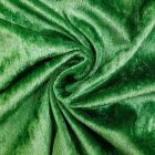 Panne de velours Vert émeraude x10cm
