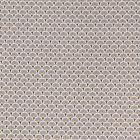 Tissu Coton Enduit Eventails Gris - Par 10 cm