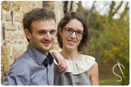 Carole et Christophe